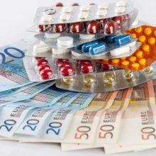 Gyventojai mano, kad per karantiną pasipelnys vaistų gamintojai ir prekybos tinklai