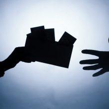 Biržuose moteris bandė papirkti Neįgalumo ir darbingumo nustatymo tarnybos darbuotoją