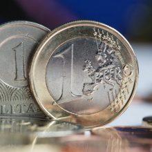 Lietuvos bankas: euras teigiamai paveikė šalies ekonomiką