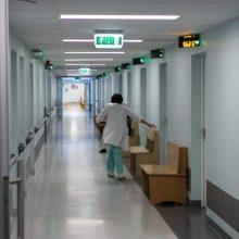 SAM: gydymo įstaigos raginamos greičiau atverti duris pacientams