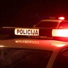Neramumai Kupiškyje: moteris ne tik mušė savo vaikus, bet ir pasipriešino pareigūnams