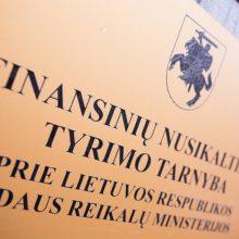 FNTT pasirašė memorandumą su Europos investicijų banku: dalysis informacija