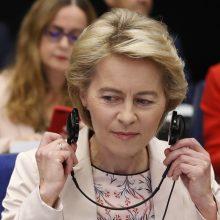 Europos Parlamente prasideda kandidatų į Europos Komisiją klausymai