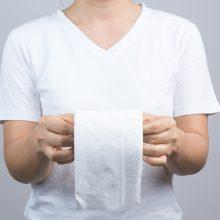Ar esant saviizoliacijoje galima naudotis bendrais sanitariniais mazgais?