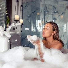 Vonios ritualai puoselėja sielą ir gydo kūną