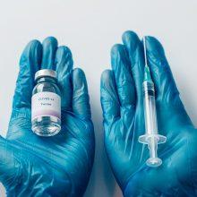 Jungtinė Karalystė vakcinacijos programai skirs dar 1,9 mlrd. eurų