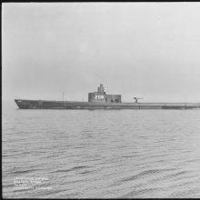 Rastos per Antrąjį pasaulinį karą mįslingai dingusio JAV povandeninio laivo nuolaužos