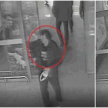 Policija aiškinasi, kas Šiauliuose įvykdė vagystę (gal atpažįstate?)