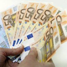 Statybų bendrovės direktorius įtariamas pasisavinęs daugiau kaip 65 tūkst. eurų