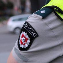 Nuo pareigų nušalintas kriminalinės policijos pareigūnas