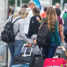 ES padavė Vengriją į teismą dėl kontroversiško migracijos įstatymo