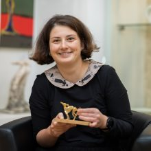 G. Gataveckaitė: apie juvelyriką, kuri motyvuoja siekti gyvenimo tikslų