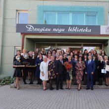Kauno rajono savivaldybės viešoji biblioteka švenčia 65-metį: tai – ilgas kelias