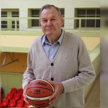 FIBA pagerbė legendinį krepšininką M. Paulauską