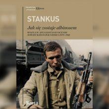 """Lenkijoje išleista Z. Stankaus knyga """"Kaip tampama albinosais"""""""