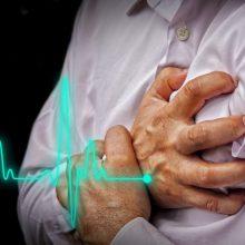 Profesorė: miokardo infarktas – mirtina grėsmė, kurios galima išvengti