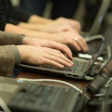 M. Ubartas: Lietuvoje galėtume įdarbinti dar papildomai apie 13 tūkst. IT specialistų