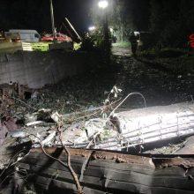 Sicilijoje fejerverkų fabrike nugriaudėjo sprogimas: žuvo penki žmonės