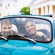"""""""Apkabink Lietuvą"""": pažintis su ūkininke, įrengusia šeimai automobilių kroso trasą"""