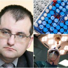 Profesorių neramina išaugęs naujų viruso atvejų skaičius: tai gali keisti situaciją