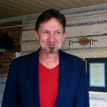 Tarologas L. Malinauskas išgyvena skaudų laikotarpį: išsiskyrė su 23 metais jaunesne žmona