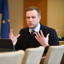 Užsienio reikalų ministras patvirtino: Rusijai ir Baltarusijai rengiami sankcijų paketai