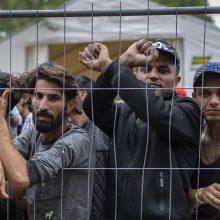 VRM viceministras: į Kybartų pataisos namus bus perkelta apie 800 migrantų