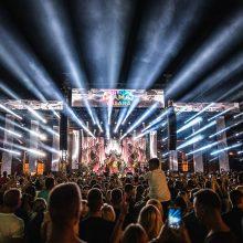 "Festivalis ""M.A.M.A. vasara 2021"" sugrįžta: organizatoriai žada nepamirštamą reginį"
