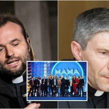 Dvasininkai – apie M.A.M.A apdovanojimus ir neseniai Bažnyčia besipiktinusius žinomus žmones