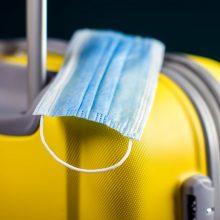 Pasaulinis turizmo sektorius dėl koronaviruso pernai neteko 1,3 trln. dolerių