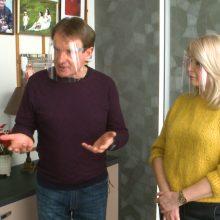 Aktorius G. Mikalauskas paliko Vilnių: išpildė 21 metus puoselėtą svajonę