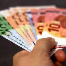 Kadenciją baigiančio Seimo siūlymas Vyriausybei – dar 0,5 mlrd. eurų išlaidų
