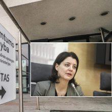 M. Navickienė: norime labiau išgryninti Užimtumo tarnybos misiją