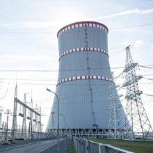 Branduolinis kuras į Astravo AE bus atgabentas iki metų pabaigos