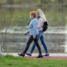 Vilniuje pradedamas atsitiktinių žmonių testavimas dėl koronaviruso