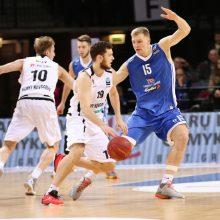 NKL savaitės naudingiausias krepšininkas – V. Šarakauskas