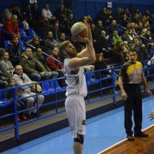 D. Rediko šėlsmas Kipre: mačą baigė surinkęs trigubą dublį