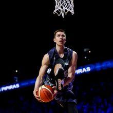 Krepšininko R. Pipiro komandos rungtynės Vokietijoje baigėsi sėkmingai