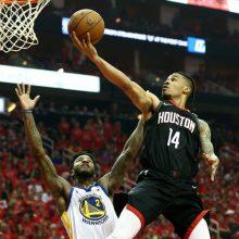 """Prieš pat sezono pradžią – skaudi """"Rockets"""" gynėjo trauma"""