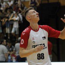 Krepšininko A. Kulbokos ir D. Giedraičio komandos Ispanijoje šventė pergales