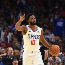 """Buvęs žalgirietis – vienas pagrindinių """"Clippers"""" pergalės kalvių"""