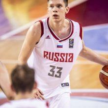 """Kėdainių komandą papildė Krasnodaro """"Lokomotiv"""" talentas"""