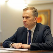 Latvijos banko vadovo korupcijos byla perduota teismui