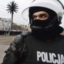 Lenkijos pareigūnai sulaikė Ukrainos pilietį, įtariamą rengus teroro aktą