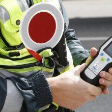 Šalčininkų rajone iš eismo įvykio pasišalinęs vairuotojas stresą malšino alkoholiu