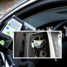 Per dvi paras Marijampolės pareigūnams įkliuvo 11 girtų vairuotojų: vienas jų siūlė 200 eurų kyšį