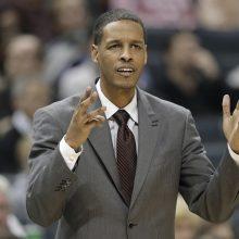 """Paieškos baigtos: """"Rockets"""" išsirinko naują vyriausiąjį trenerį"""