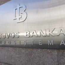 Seimą pasieks Lietuvos banko įstatymo pataisos