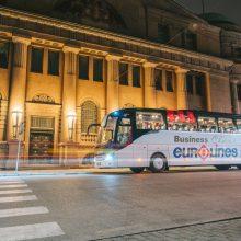 """""""Eurolines"""" birželį atnaujins susisiekimą su kaimyninėmis šalimis"""