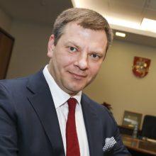 Finansų ministras apie kitų metų biudžetą: rasime kompromisą